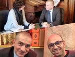Andrea Costa Ilaria Caprioglio Fabrizio Ghione