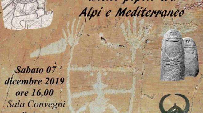"""""""I Liguri, antico popolo tra Alpi e Mediterraneo"""" conferenza Giorgio Amico Spotorno dicembre 2019"""