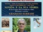 """""""Il terremoto del 23 febbraio 1887"""" conferenza Graziano Ferrari Savona"""