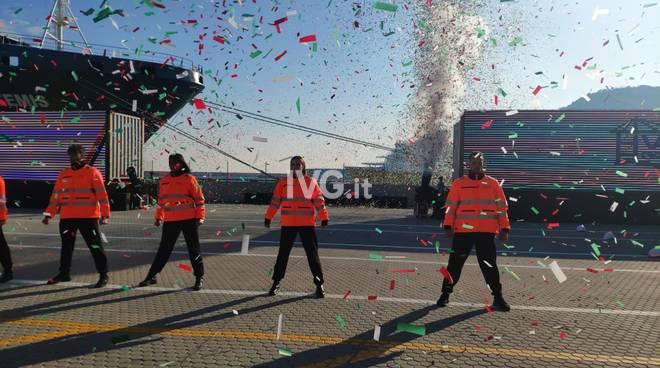 """È il """"VG Day"""": l'inaugurazione del Vado Gateway"""