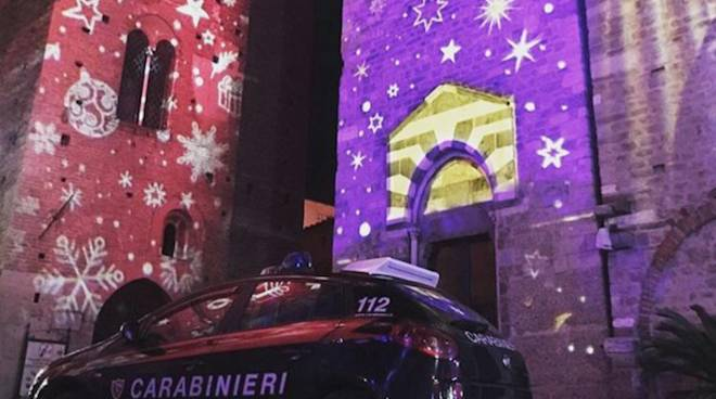 Instagram Arma Carabinieri Albenga