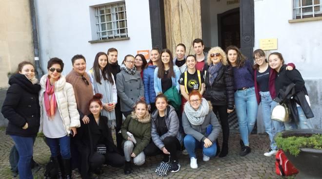 liceo calasanzio studenti rumeni