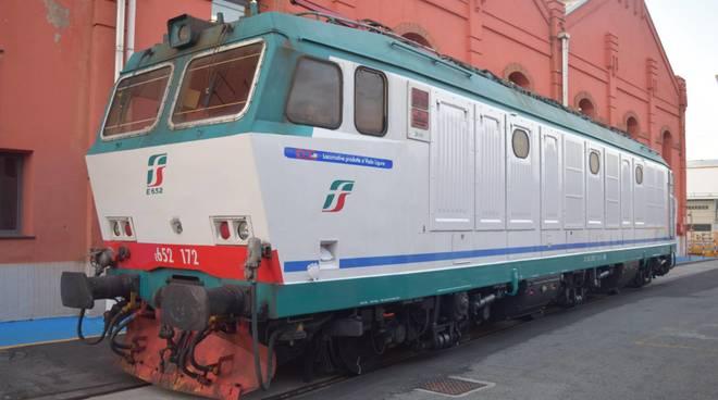 locomotive Bombardier