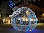 Luci natalizie Loano