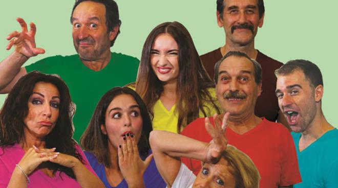 Marco Vaccari attore e Compagnia Teatro San Babila