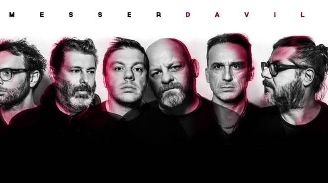 messer Davil band