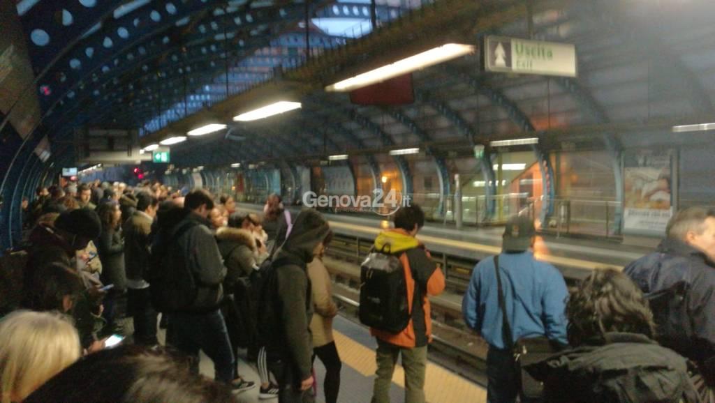 metropolitana stazione brin
