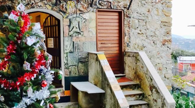 Casa Jorn Albissola Marina Natale