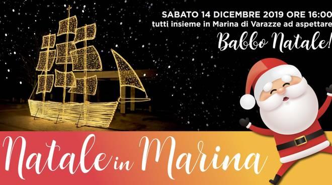 Natale in Marina Varazze 2019
