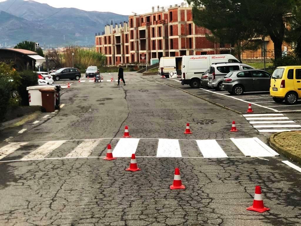 Nuovi parcheggi San Fedele