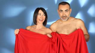 """""""Orgasmo & Pregiudizio"""" Diego Ruiz e Fiona Bettanini Albenga Teatro Ambra"""