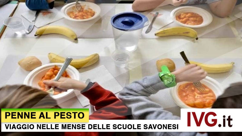 Penne Al Pesto