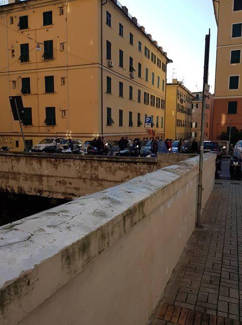 Ponte piazza Sopranis