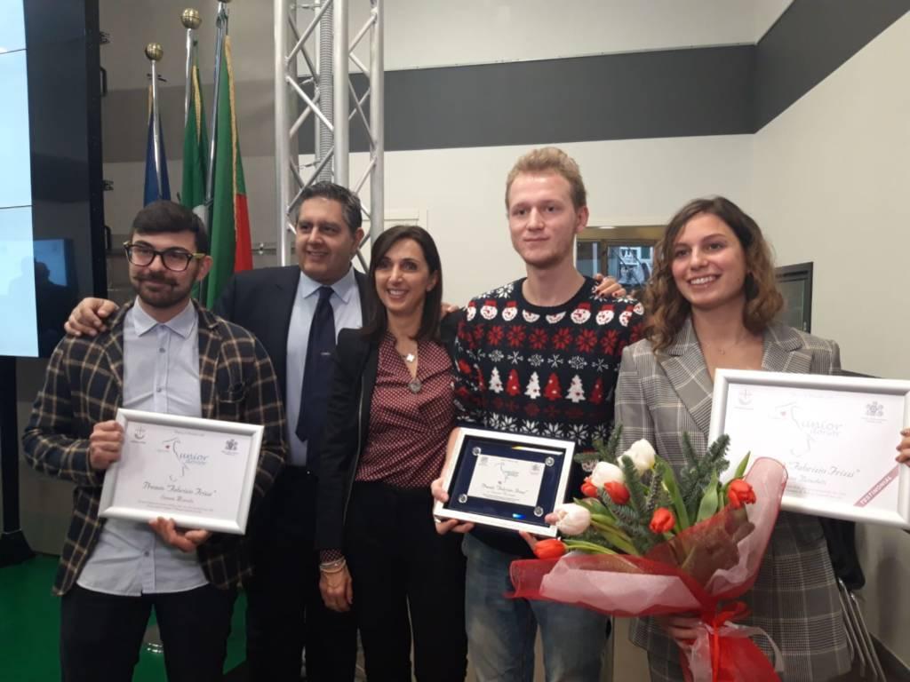 premio Fabrizio Frizzi