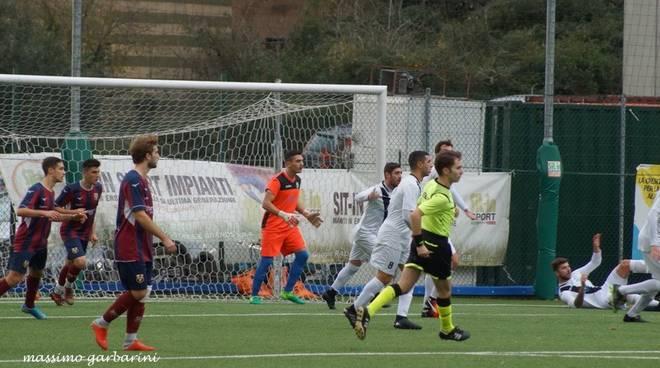 Promozione girone B: Golfo Paradiso PRCA vs Goliardicapolis