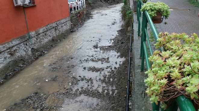 pulizia rio fegino