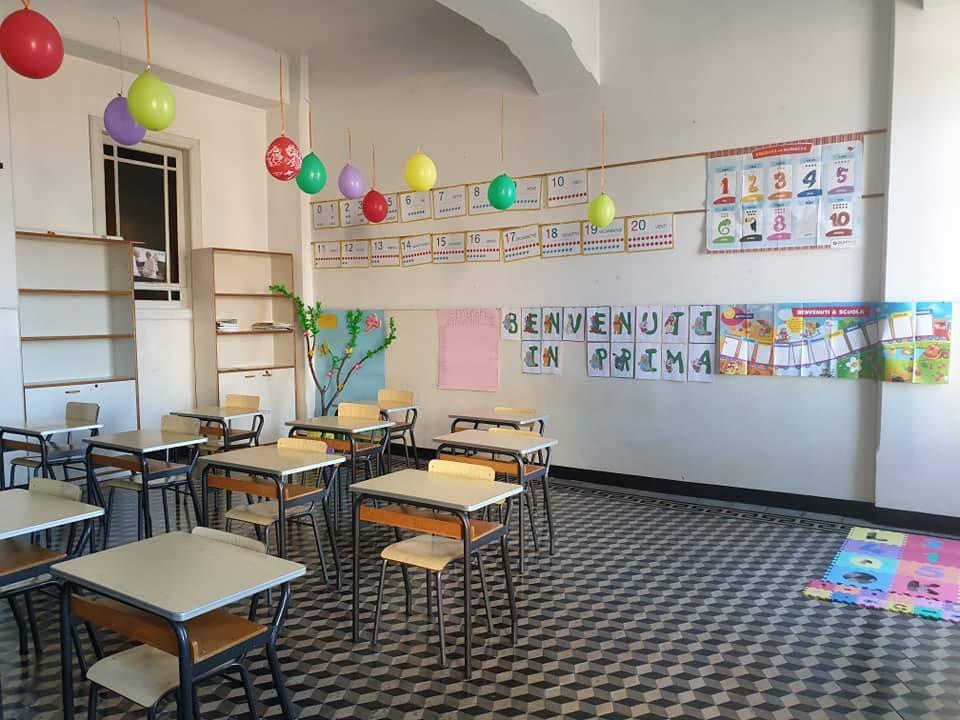 Scuola Rossello Savona
