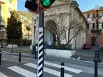 segnaletica stradale a recco