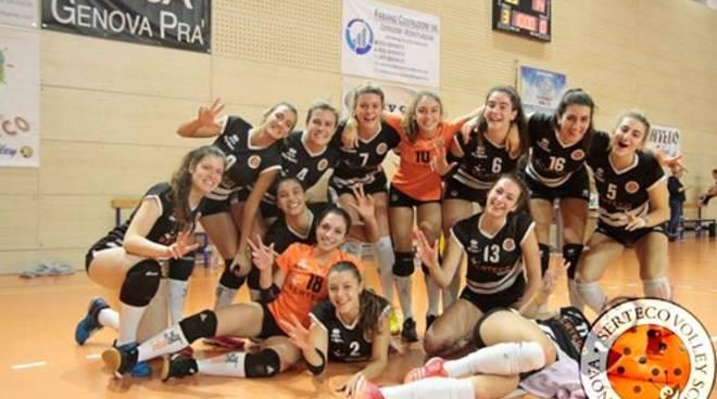 Serie B2: Serteco Volley School vs MV Impianti BZZ Piossasco