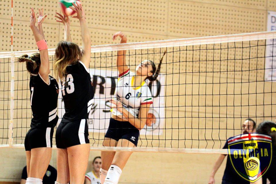 Serie B2: Serteco Volley School vs PSA Olympia Genova