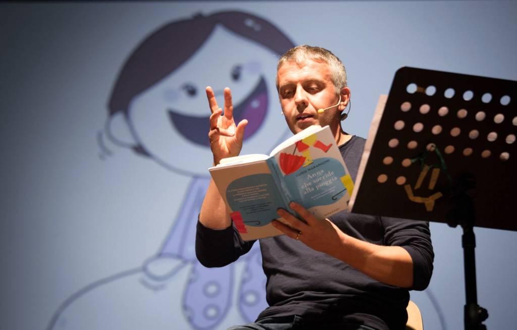"""""""Siamo fatti di-versi, perché siamo poesia"""" spettacolo Guido Marangoni e Nicola De Agostini"""