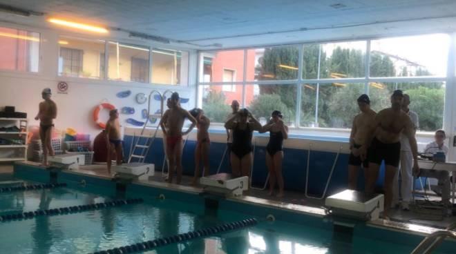 Sport disabilità nuoto