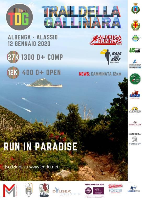 Trail della Gallinara Albenga