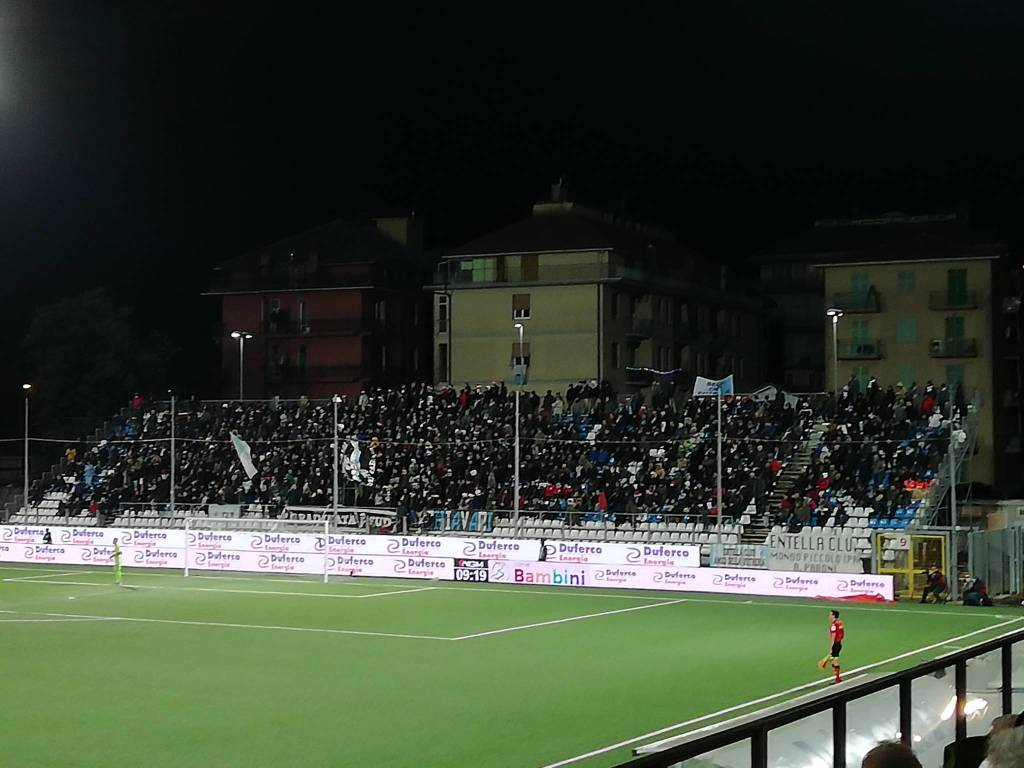 Virtus Entella vs Spezia