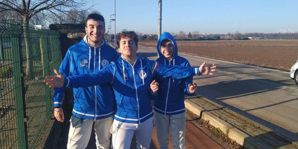 a SN di Luca Maretti, Stefano Satta e Federico Renzoni