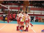 Acqua Calizzano Carcare vs Volley 2001 Garlasco