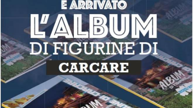 Album figurine Carcare