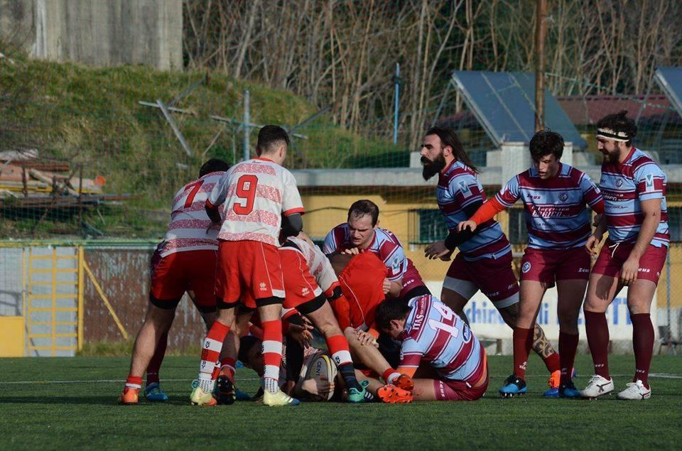 Amatori Rugby Genova vs Savona Rugby