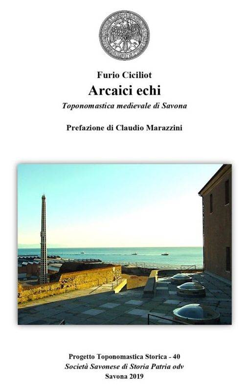 """""""Arcaici echi"""" libro Furio Ciciliot"""