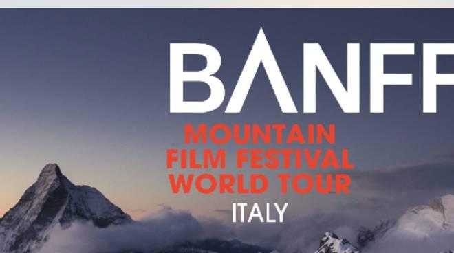 Banff proiezioni Finale Ligure