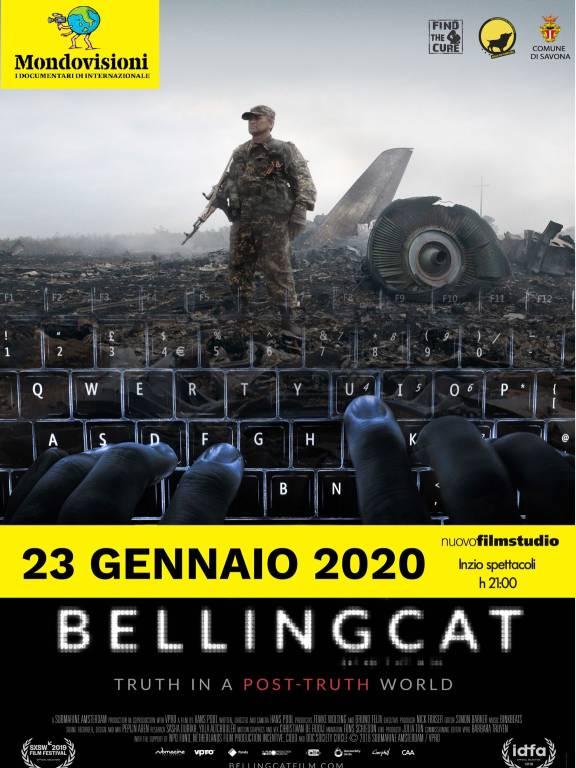 """Bellingcat"" documentario Hans Pool Savona Nuovofilmstudio"