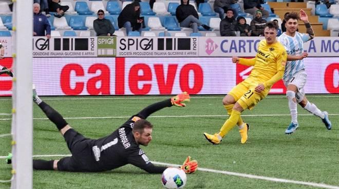 Calcio, Serie B: Virtus Entella vs Cremonese