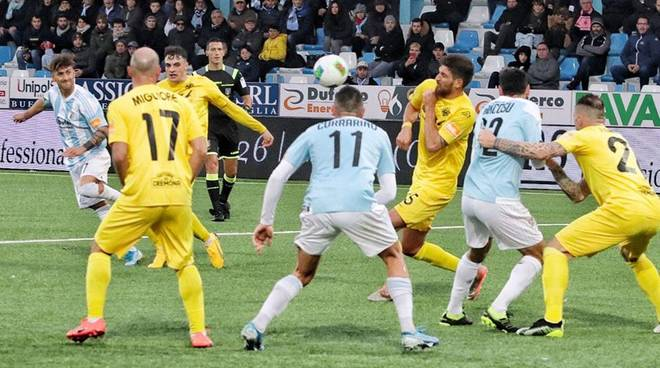 Calcio, Serie B: Virtus Entella vs Cremonese
