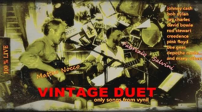 Giovedì Live@ Le Clab con The Vintage Duet