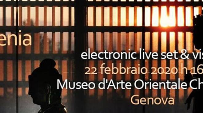 ARMENIA Electronic Live Set & Visual 2020