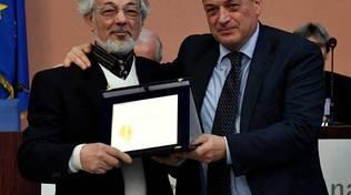 Sergio Nasoni, Maestro di Scherma Maschera d\'Oro, fondatore della Leon Pancaldo