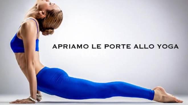 Apriamo le porte allo Yoga