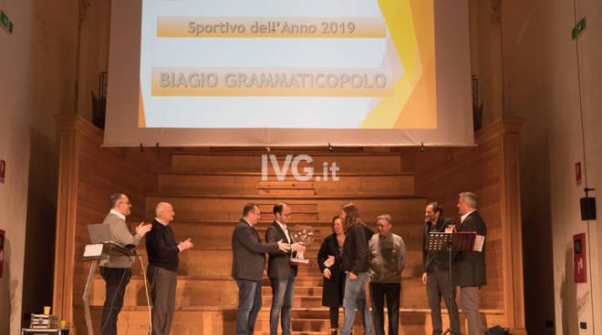 Sportivo dell\'Anno 2019, chi è il vincitore, e quali sono i premiati della nostra Polisportiva