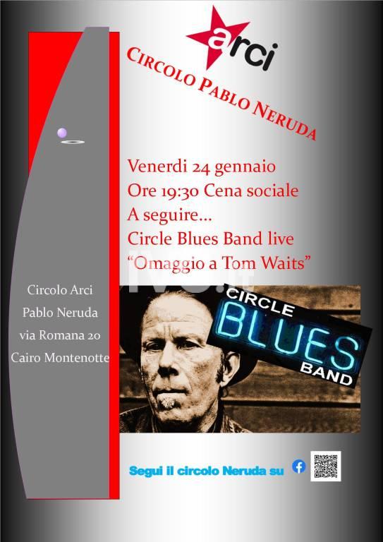 La storia di Tom Waits al Neruda di Cairo Montenotte