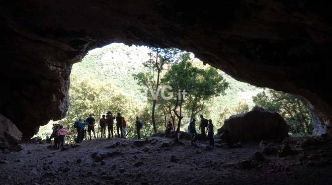 Le caverne della Matta e dell\'Uccelliera