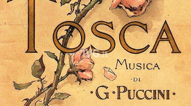 """Les \""""Soireès Musicales\"""" -  \""""Tosca\"""" di Giacomo Puccini"""