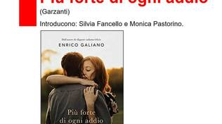 Enrico Galiano a La Feltrinelli Point di Savona