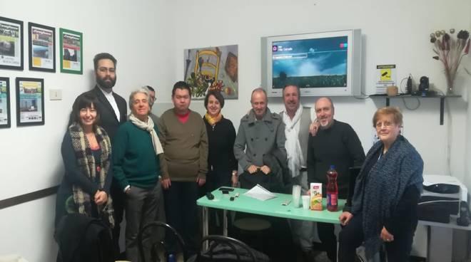 Presentazione dei lavori sul Capodanno Cinese a Cornigliano