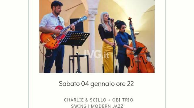 Charlie & Scillo + obi trio