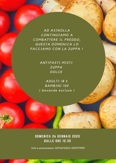 """""""Combattiamo il freddo"""" pranzo piatti tradizione Pietra Ligure"""