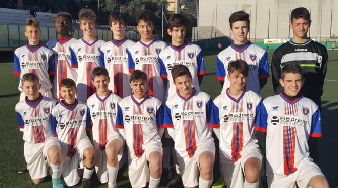 Coppa Città di Alassio, Winter Cup: i Giovanissimi 2005